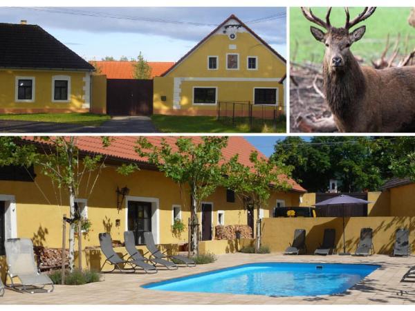 Hotel Pictures: Chmelna, Holašovice