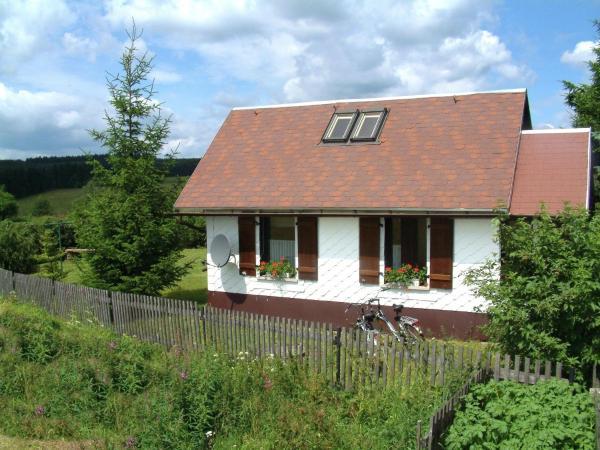 Hotelbilleder: Holiday home Landhaus, Neuhaus am Rennweg
