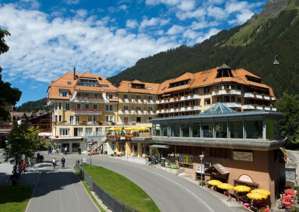 Hotel Pictures: Hotel Silberhorn Wengen, Wengen