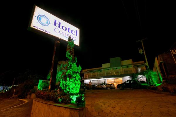 Hotel Pictures: Hotel Colombo, Barra do Garças