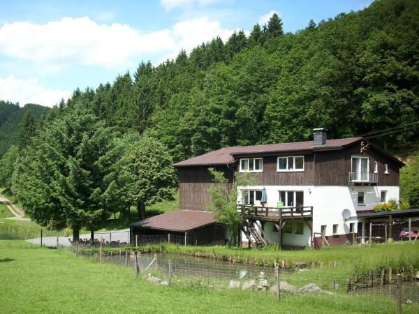 Hotel Pictures: Am Dammwildgehege, Oberveischede