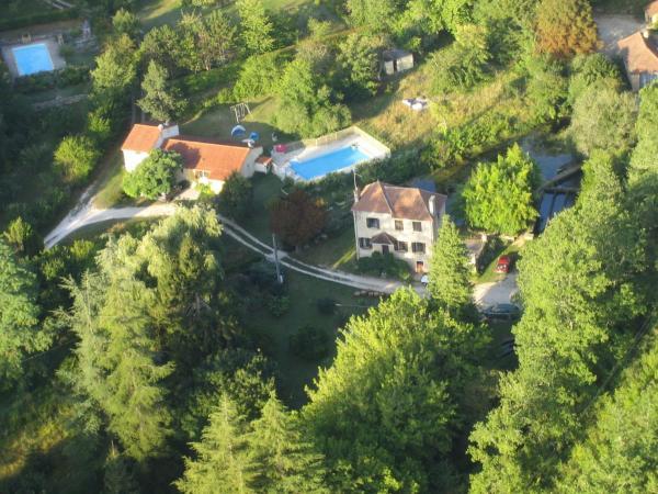 Hotel Pictures: Maison De Vacances - Saint Cybranet, Saint-Cybranet