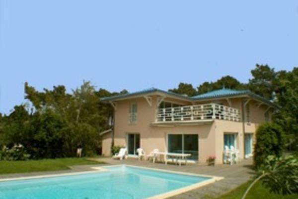 Hotel Pictures: Vakantiehuis Côte Atlantique VIII, Le Canon