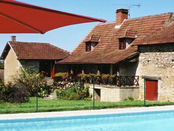Hotel Pictures: Maison De Vacances - Besse, Villefranche-du-Périgord
