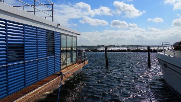Hotel Pictures: Hausboot FJORDBLIK, Kollund Østerskov