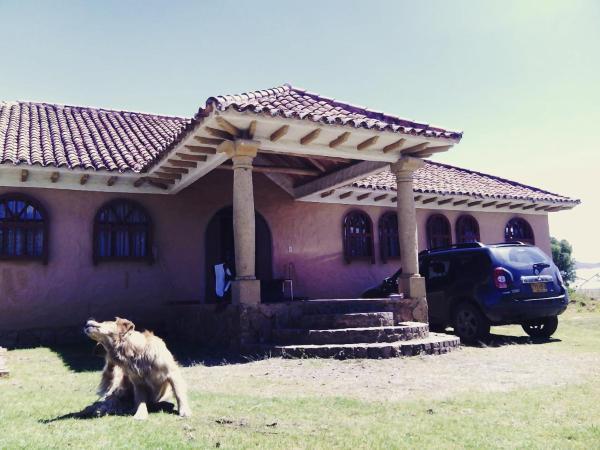Hotel Pictures: Finca El Sauzal, Villa de Leyva