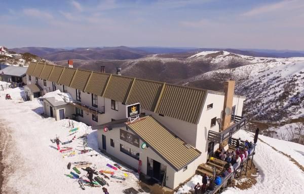 Fotografie hotelů: Snowbird Inn, Mount Hotham