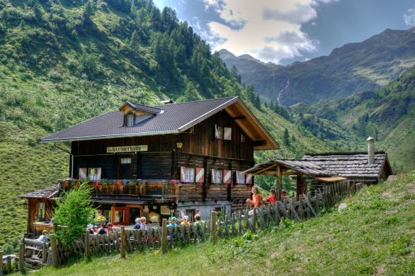 Hotellikuvia: Berghütte Volkzeinerhütte, Außervillgraten