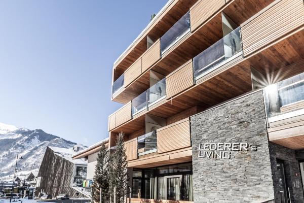 ホテル写真: Lederer's living, カプルーン