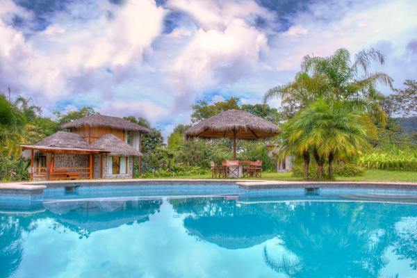 Hotel Pictures: Terrabambu Lodge, Mindo