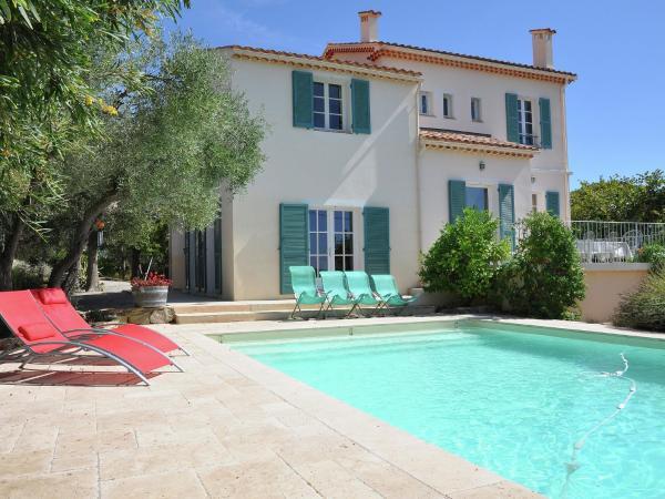 Hotel Pictures: Villa Réal, Le Castellet