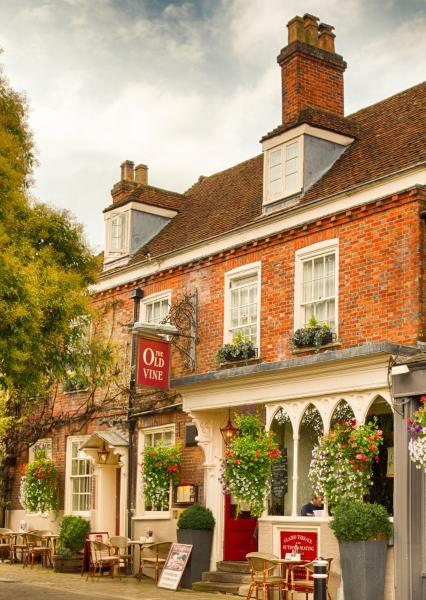 Hotel Pictures: The Old Vine, Winchester