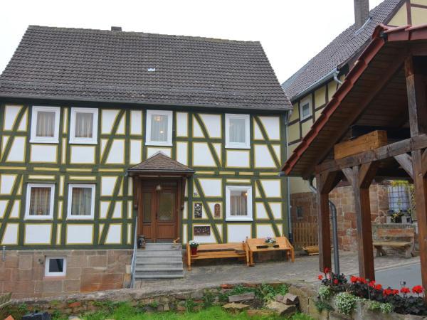 Hotelbilleder: Holiday home Hessen, Dehringhausen