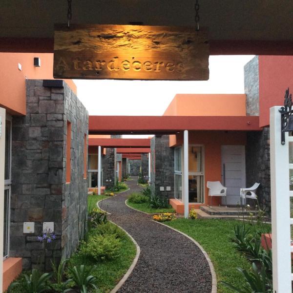 酒店图片: Atardeceres Apart Hotel, San Miguel del Monte