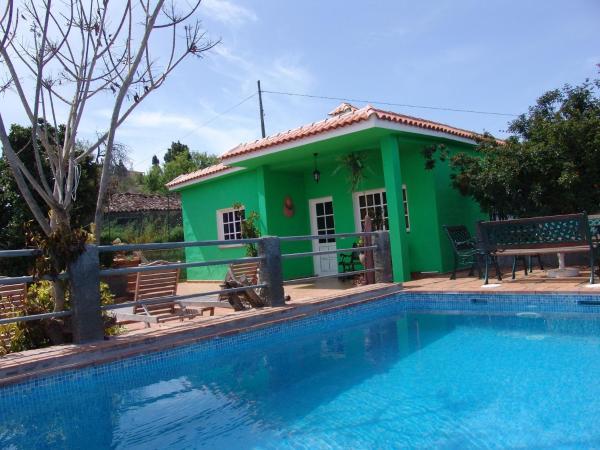 Hotel Pictures: Holiday home Casa Verde, Puntagorda