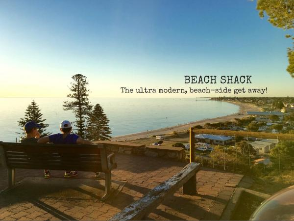 ホテル写真: Beach Shack - Ultimate sea-side getaway, Seacliff