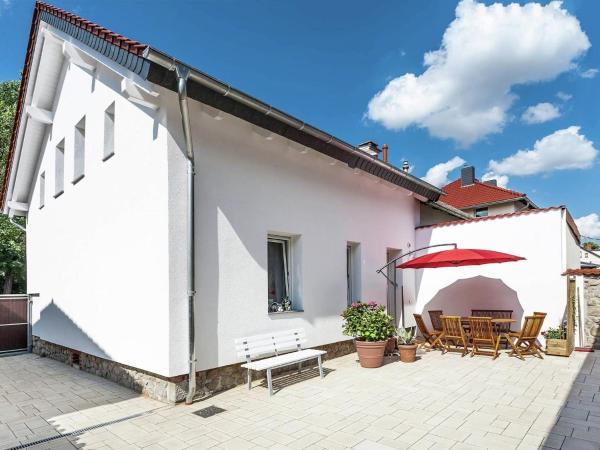 Hotelbilleder: Holiday home Bodeblick, Thale