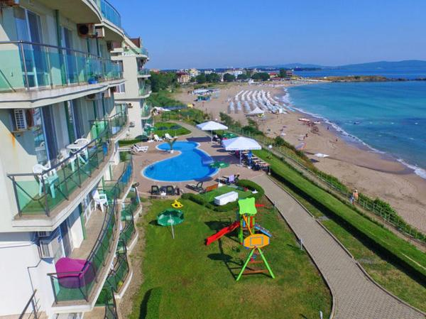 酒店图片: Lozenetz Beach Apartments, Lozenets