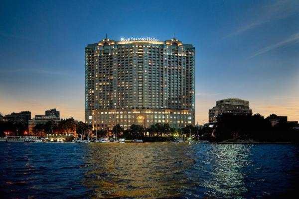 Zdjęcia hotelu: Four Seasons Hotel Cairo at Nile Plaza, Kair