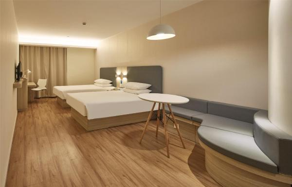 Hotel Pictures: Hanting Hotel Wuhan Hubei University of Economics, Liufangling