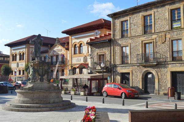 Hotel Pictures: Hotel Neptuno, Villaviciosa