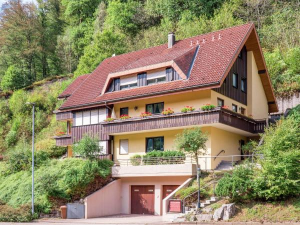 Hotelbilleder: Holiday home Am Kniebis, Bad Rippoldsau