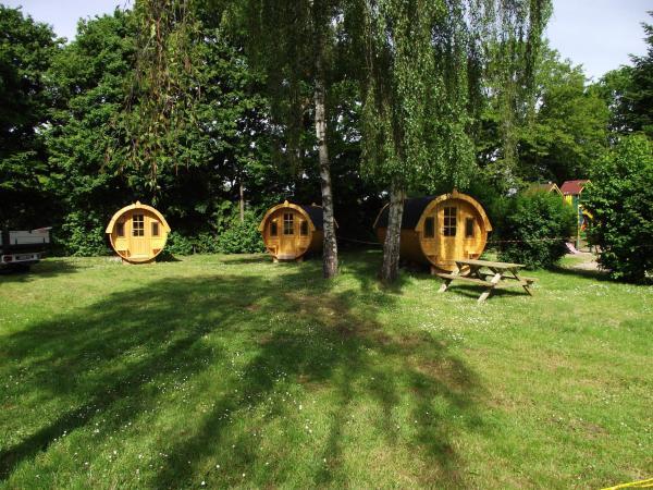 Hotelbilleder: AZUR Camping Karlsruhe, Karlsruhe