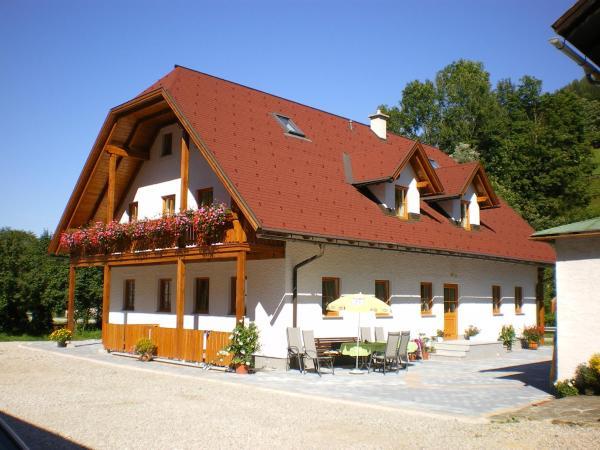 Hotellikuvia: Ferienhaus Ehrenreith, Göstling an der Ybbs