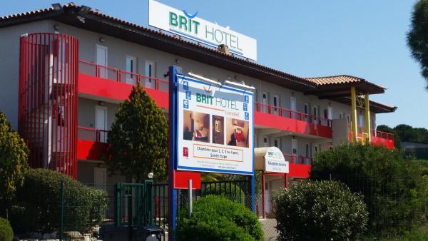 Hotel Pictures: Brit Hotel Essentiel Sète / Balaruc, Balaruc-le-Vieux