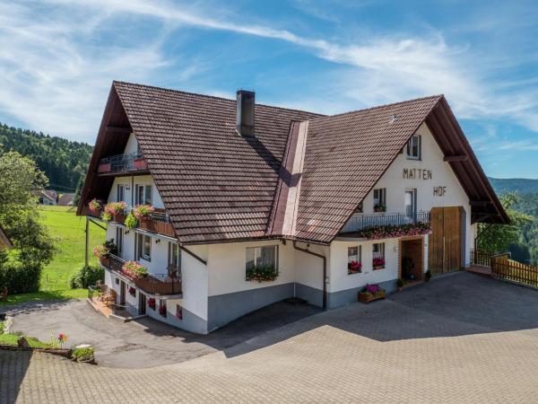 Hotel Pictures: Apartment Mattenhof 1, Herrischried
