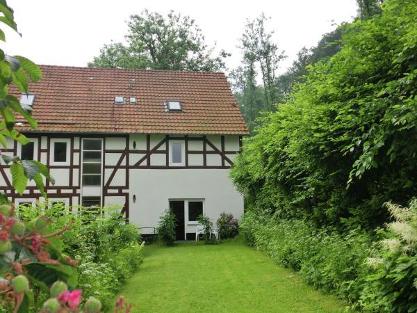 Hotelbilleder: Holiday home Alte Wassermühle, Waldeck