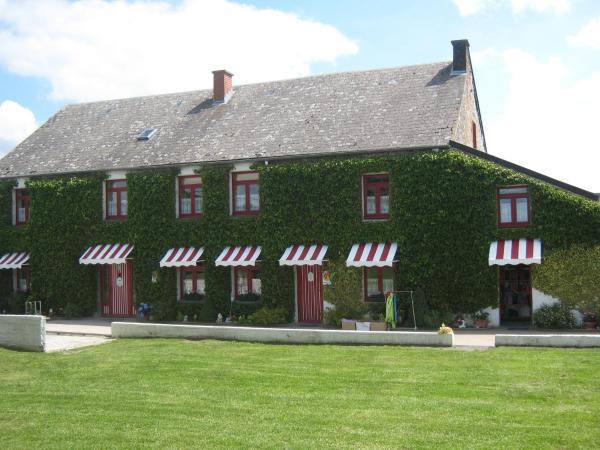 Hotellikuvia: La Ferme De La Galoperie, Aublain