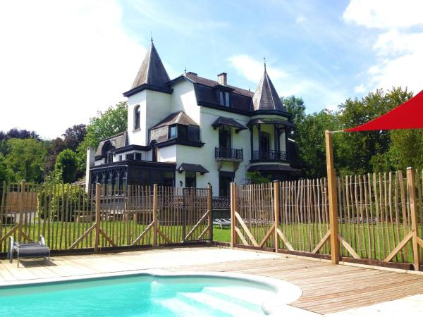 Hotellikuvia: Holiday home Le Manoir 1, Hastière-Lavaux