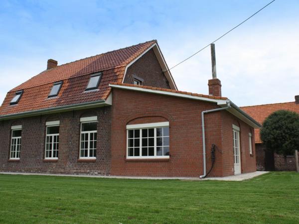 Fotos do Hotel: Nooit Gedacht, Wulvergem