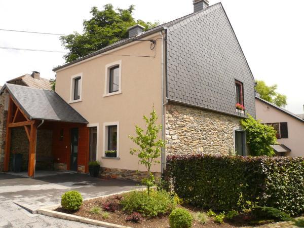 Fotografie hotelů: La Glycine, La-Roche-en-Ardenne