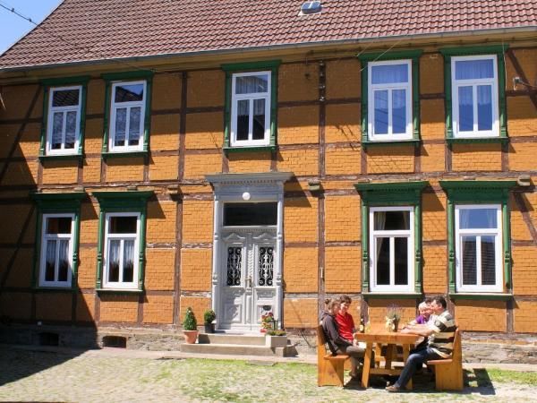 Hotel Pictures: Haus Brockenblick, Hüttenrode