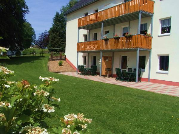 Foto Hotel: Residenz Zur Buchenallee, Burg-Reuland