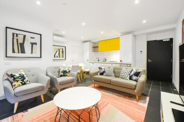 Fotos del hotel: ROSADO - 1 bedroom apartment in amazing location!, Melbourne