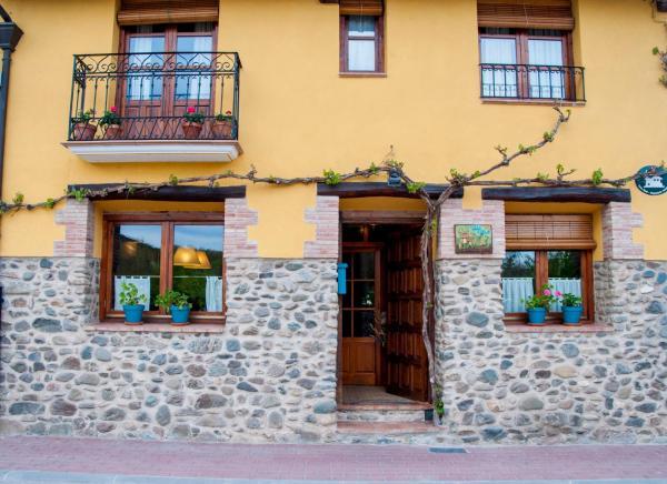Hotel Pictures: Casa Rural Edulis, Santurde