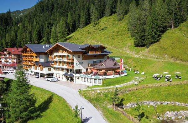 酒店图片: Hotel Alpenhof Superior, 扎奥岑湖
