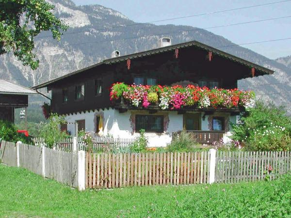 Фотографии отеля: Apartment Schleicherhof 1, Штрас-им-Циллерталь