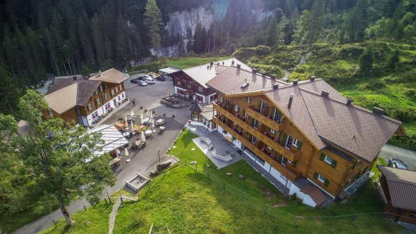 Hotel Pictures: Griesalp Hotels, Kiental
