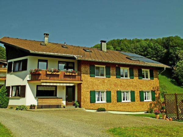 Fotografie hotelů: Metzler, Bizau