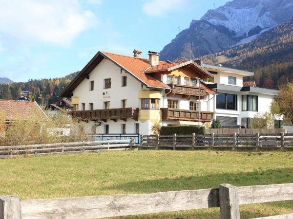 Fotografie hotelů: Bächerhof, Ehrwald