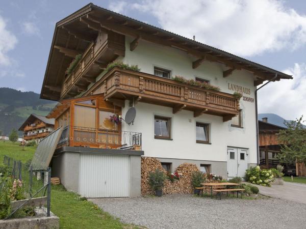 酒店图片: Apartment Schorpenhof 1, Fügenberg