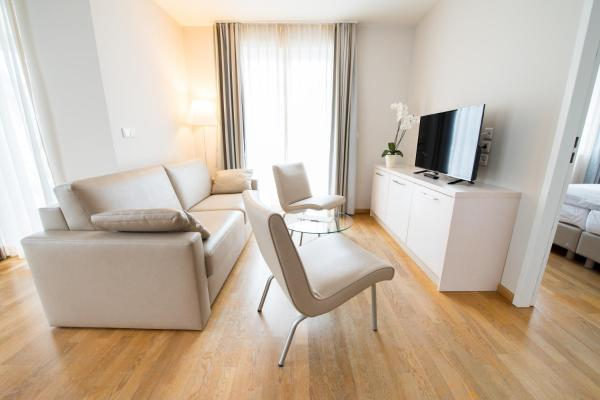 Hotel Pictures: Nymphe Strandhotel & Apartments, Binz