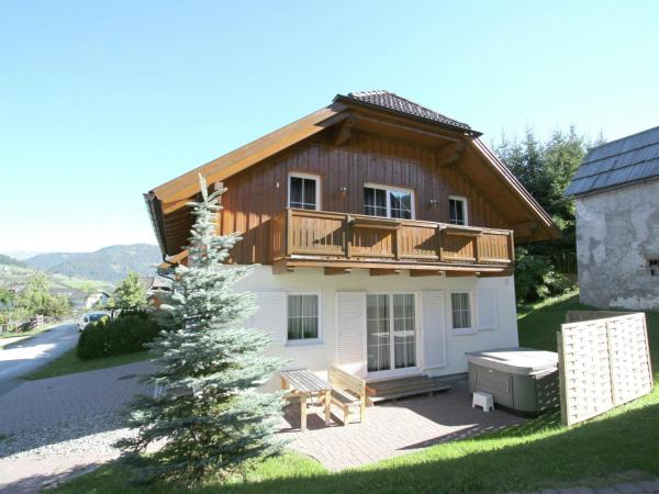 酒店图片: Holiday home Chalet An Der Piste 2, 圣玛加里森