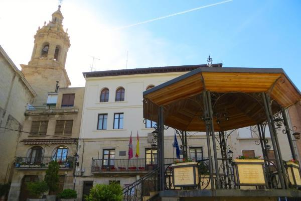 Hotel Pictures: Hostal La Uva, Cenicero