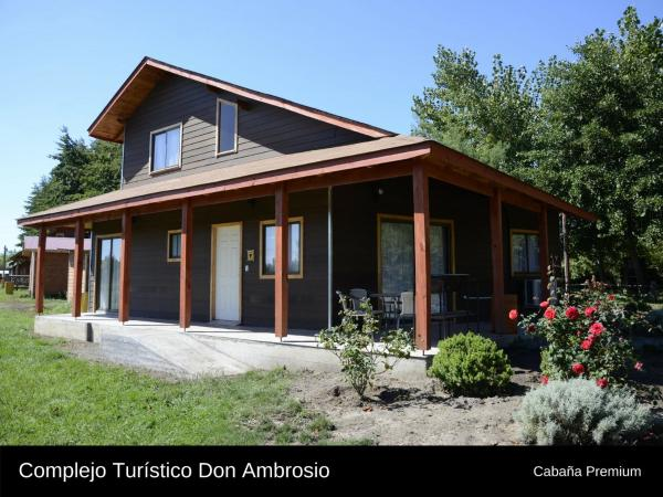 Фотографии отеля: Cabanas Turismo Don Ambrosio, El Manzano