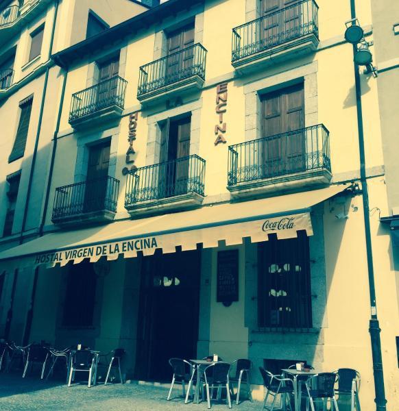 Hotel Pictures: Hostal Virgen de la Encina, Ponferrada